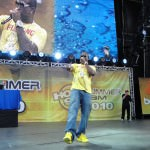 Gucci touches the stage at Summer Jam 2010