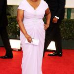 MSDTV Style File: Octavia Spencer, Viola Davis, And Paula Patton Shine At The 2012 Golden Globes