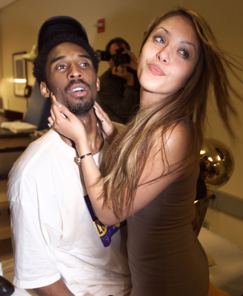 With you Kobe bryant sexual assault girl